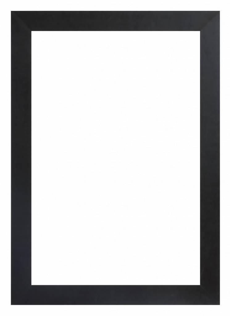 Milano - Luxuriöser moderner schwarzer Rahmen