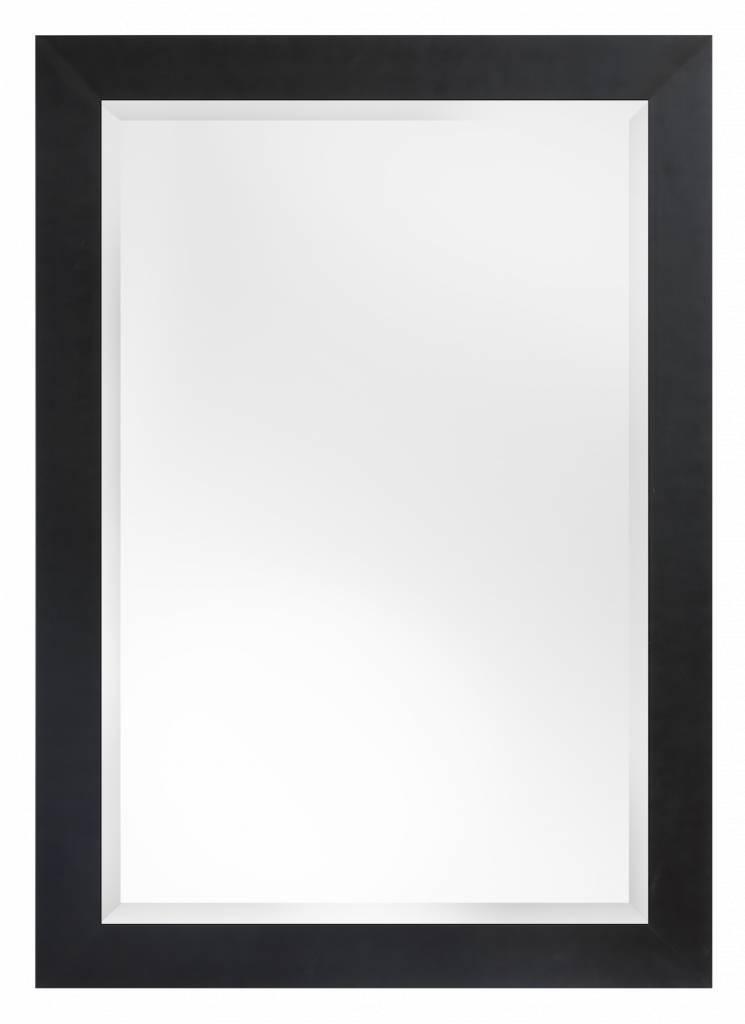 Milano Luxuriöser moderner schwarzer Spiegel