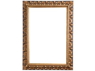 Padua - Goldener Barock-Rahmen