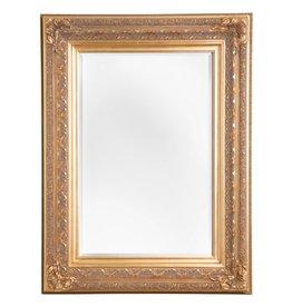 Frejus - Spiegel mit goldenem Barock-Rahmen
