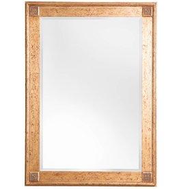 Palma - Spiegel mit einzigartigem goldenem Rahmen