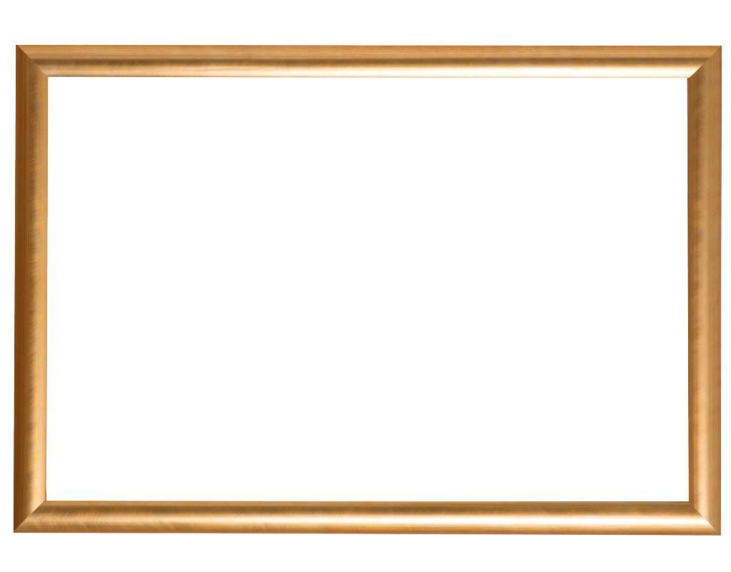Mazzarino - Italienischer moderner goldener Rahmen