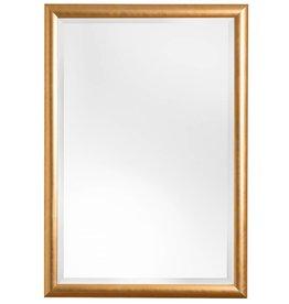 Mazzarino - Spiegel mit Italienischem modernem goldenem Rahmen