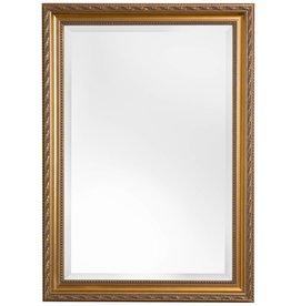 Pizzo - Spiegel mit goldenem Barock-Rahmen