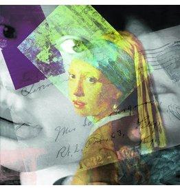 Vermeer, Pearl Lake - Kunstdruck - Iris van der Meer