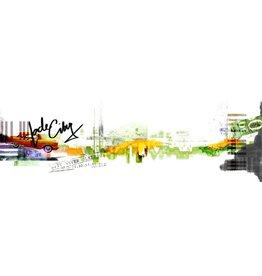 Tails before Sleeping - Kunstdruck - Iris van der Meer