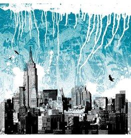NY Winter Grudge - Fotokunst