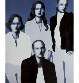 Geschäftsfrauen - Kunstdruck auf Leinwand