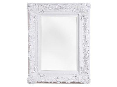 Palermo - Weiß (mit Spiegel)