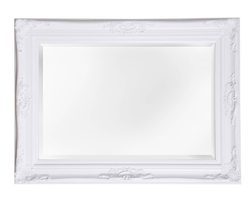 Nice - Weiß (mit Spiegel)