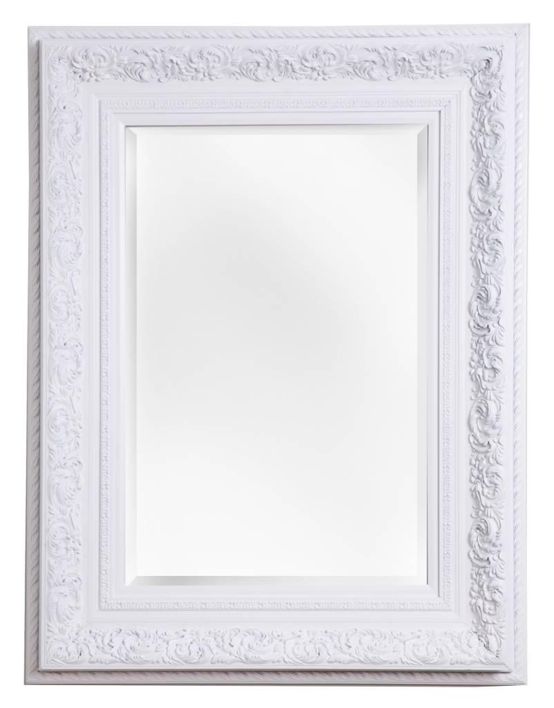 Genova - Weiß (mit Spiegel)
