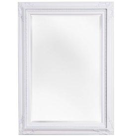 Naples - Spiegel mit weißem Rahmen
