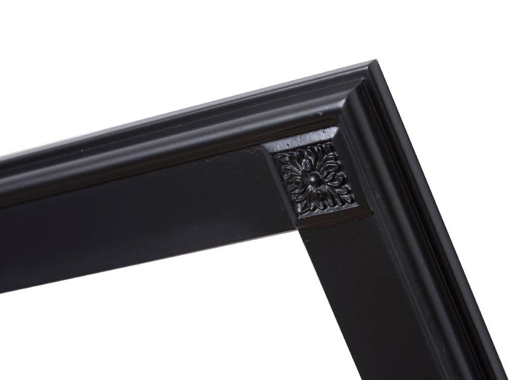 Palma einzigartiger schwarzer Rahmen
