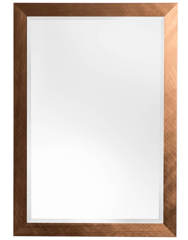 Ormea - Spiegel mit Bronzerahmen