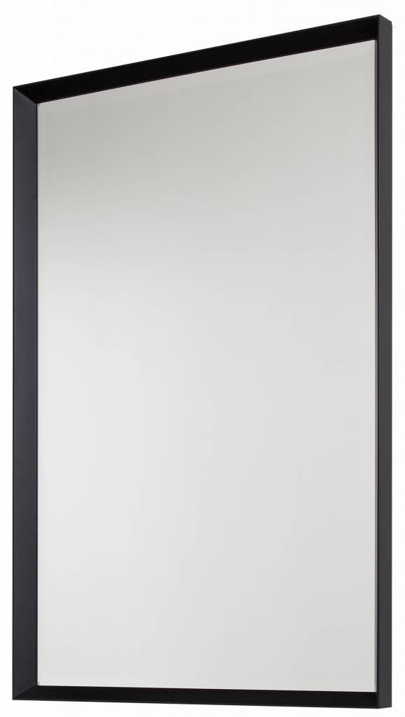 Corsica Piccolo - Spiegel mit schwarzem Schattenfugenrahmen