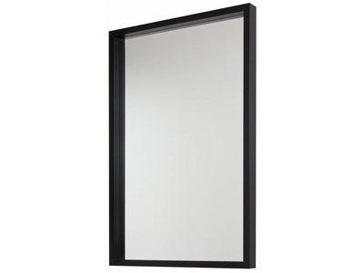 Veneto - Schwarzer Design Spiegel