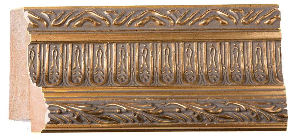 Nyons - goldener Barock-Holzrahmen