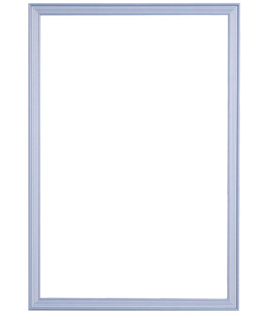 Weisses Bild Mit Rahmen