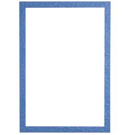 Metz - schöner blauer Rahmen