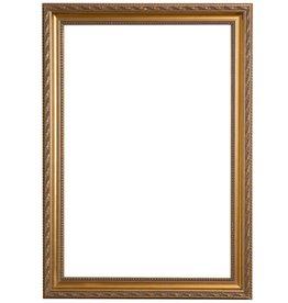 Pizzo - goldener Barock-Rahmen