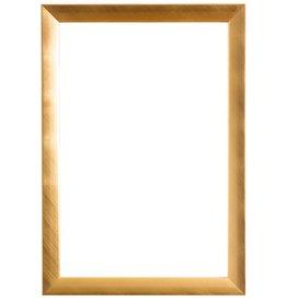 Gela - moderner goldener Rahmen