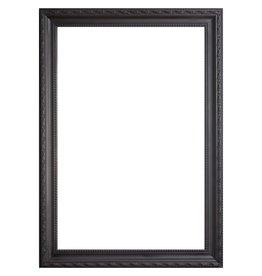 Pizzo - Italienischer schwarzer Rahmen