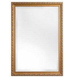 Bonalino - bezahlbarer Spiegel mit goldenem Barock-Rahmen