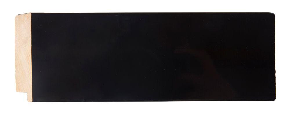 Torino - Glänzend Schwarz