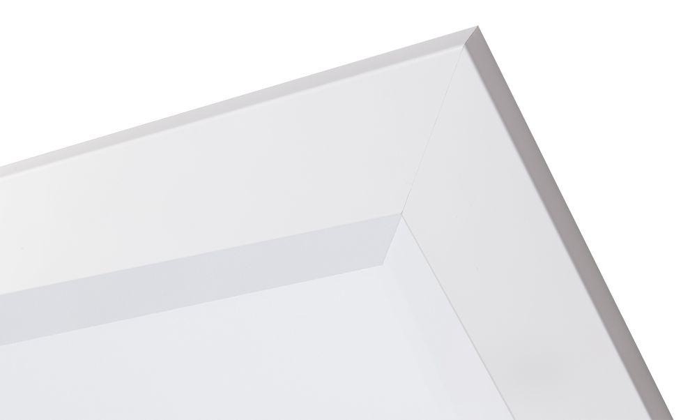 Torino - Glänzend Weiß