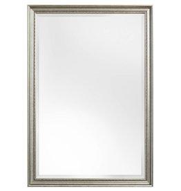 Bologna - Italienischer Spiegel mit silbernem Rahmen