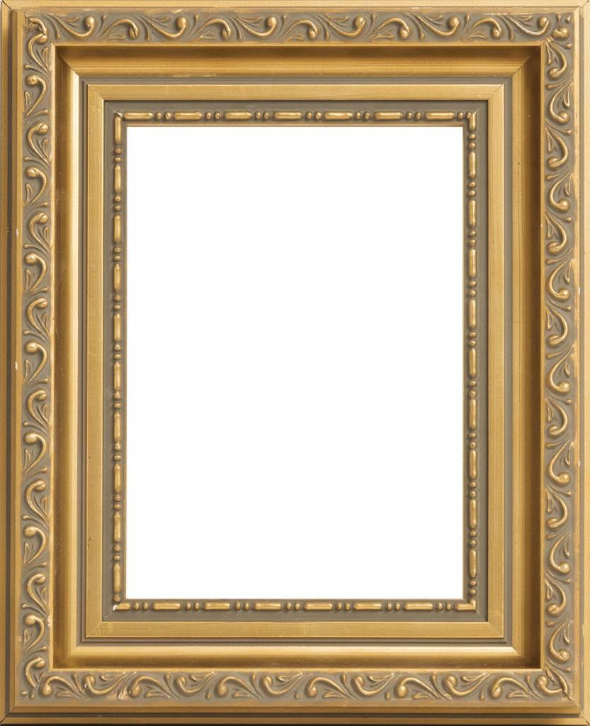 San Salvo - Gold Bilderrahmen