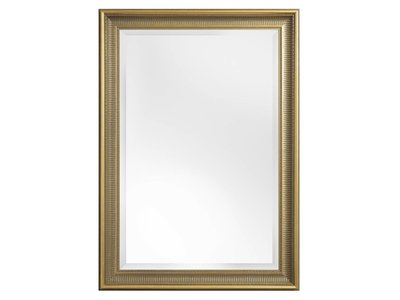 Sicilia - Italienischer Spiegel mit goldenem Rahmen