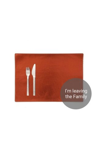 UASHMAMA® Copper placemat