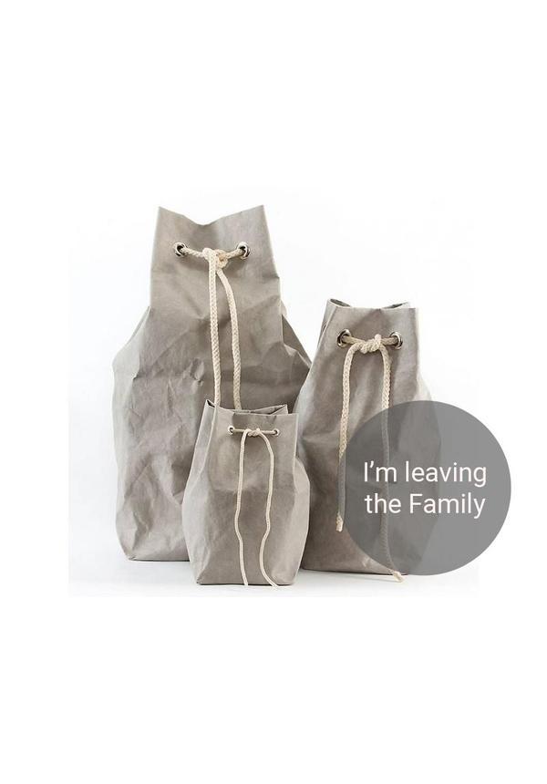 Vela Bag Grey