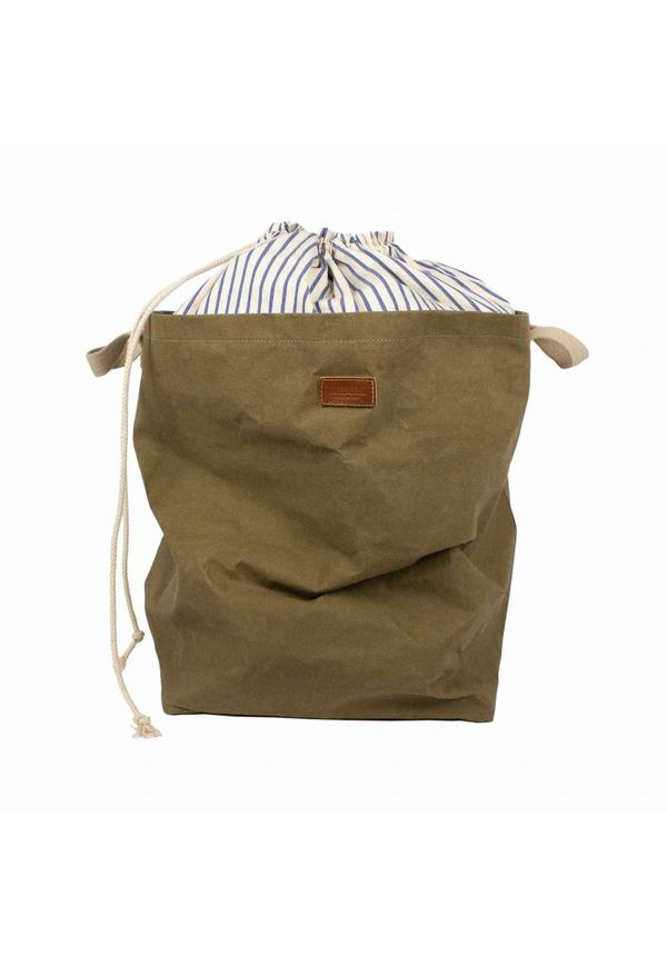 Laundry Bag Positano with striped cotton