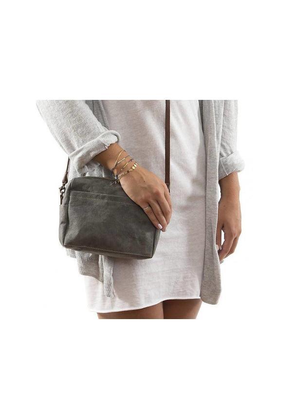 Nanni Bag Dark Grey