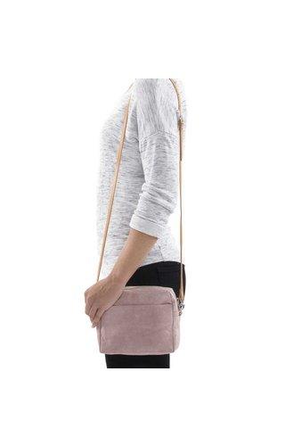 UASHMAMA® Nanni Bag Quarzo Rosa