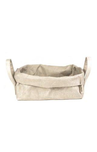 UASHMAMA® Magazine Paper Bag Poignées Basic / Couleur