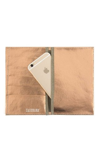 UASHMAMA® Wallet Original Metallic