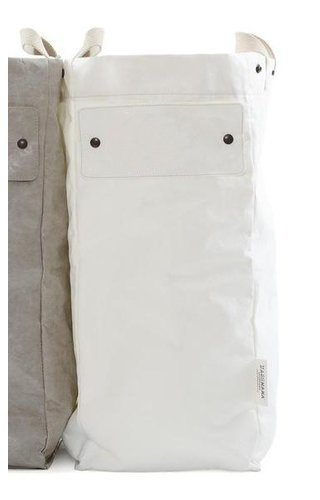 UASHMAMA® Laundry Bag White