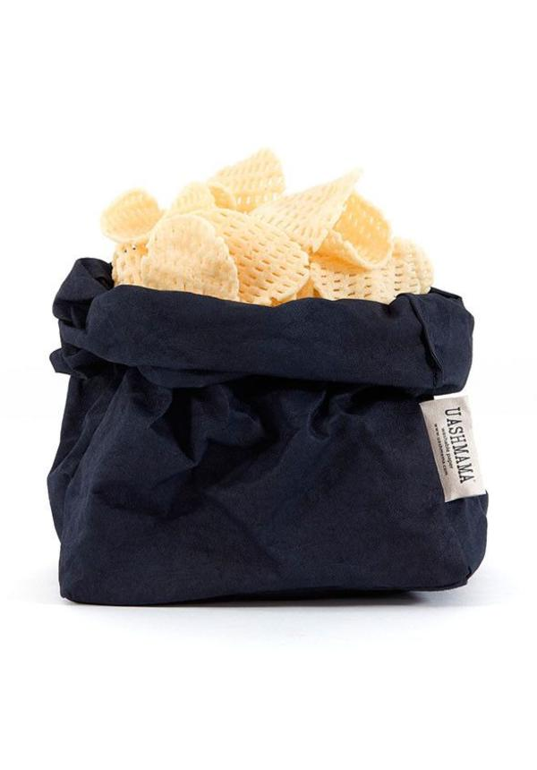 Paper Bag Dark Blue