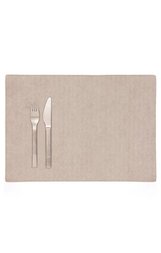UASHMAMA® Placemat Gray