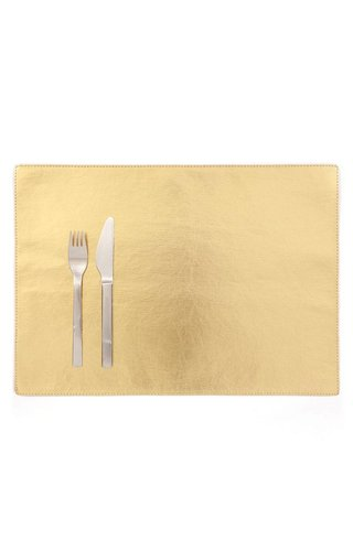 UASHMAMA® Gold placemat