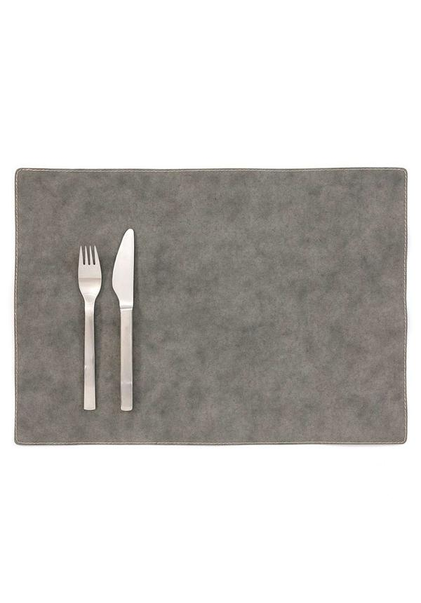 Placemat Dark Gray