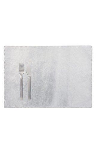 UASHMAMA® placemat Silver