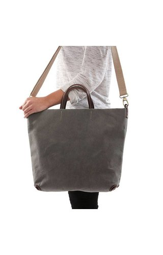 UASHMAMA® All Bag Dark Gray