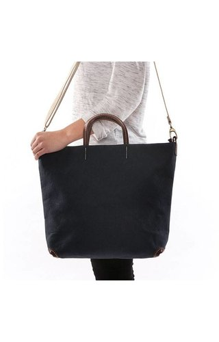 UASHMAMA® All Bag Dark Blue