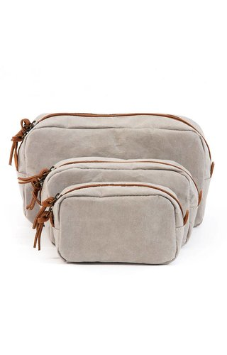 UASHMAMA® Beauty Case Gray