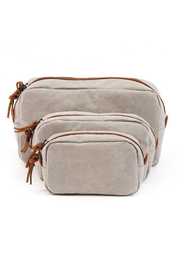 Beauty Case Grey