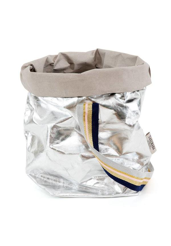 Carry Bag One Metallic
